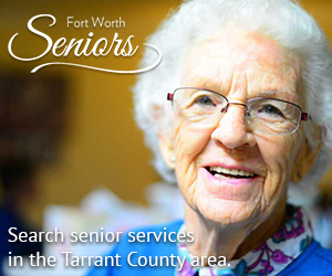 Ad for FortWorthSeniors.com